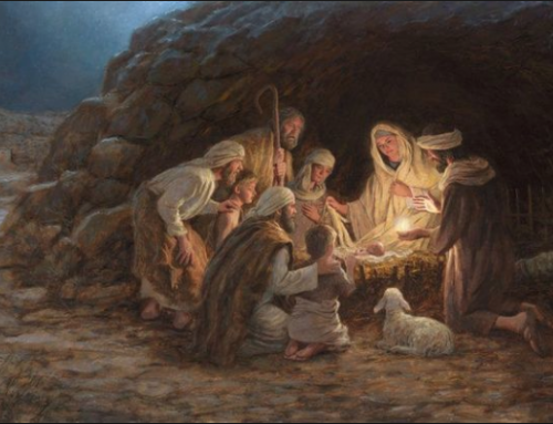No Room At The Inn and The Night That Changed Everything